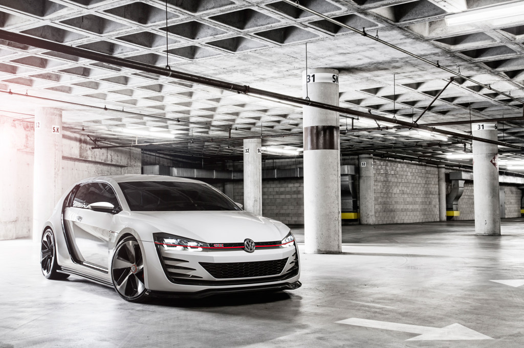 Golf GTI Vision