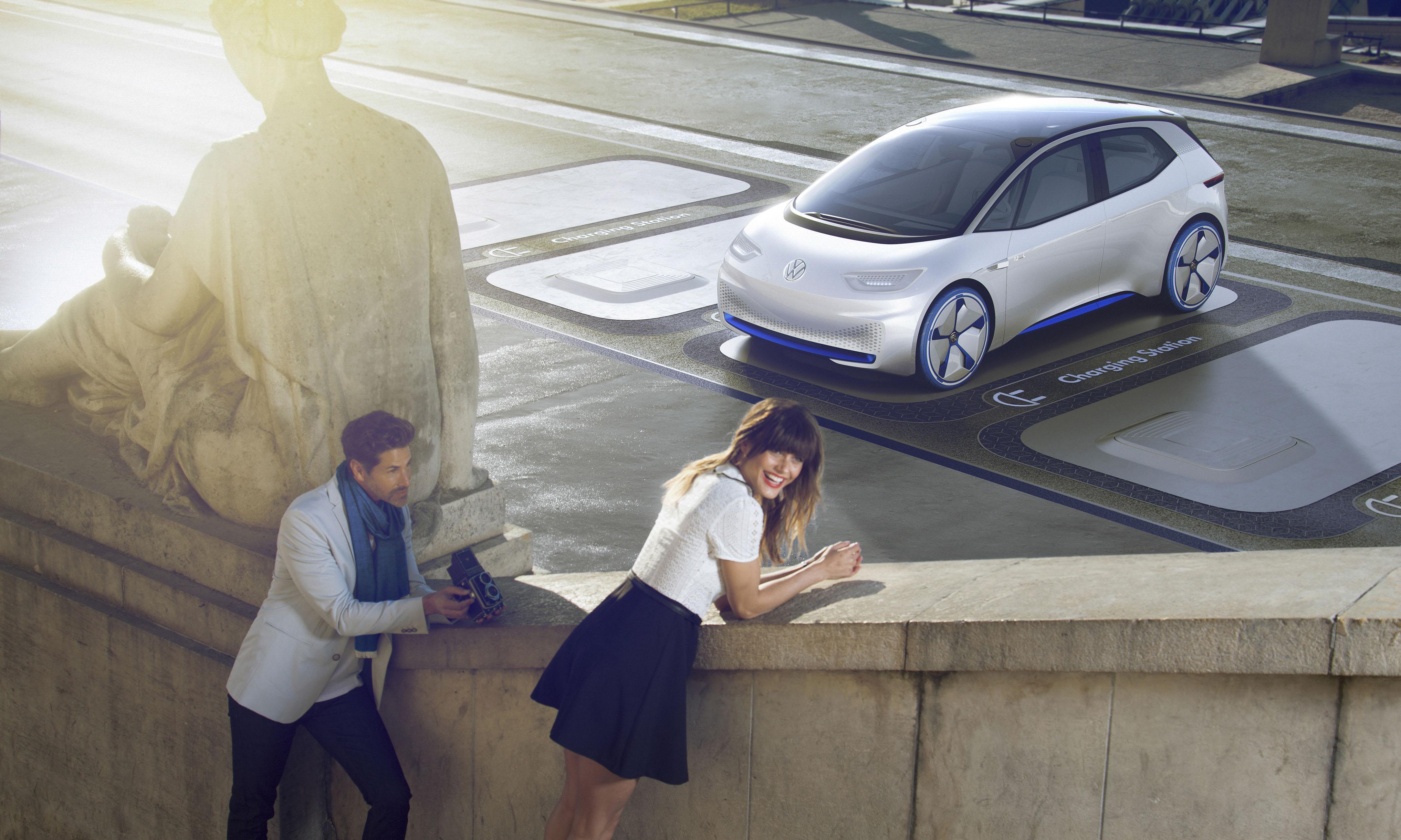 VW ID CGI