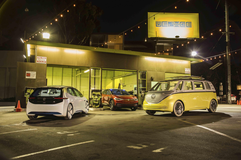 VW ID Family